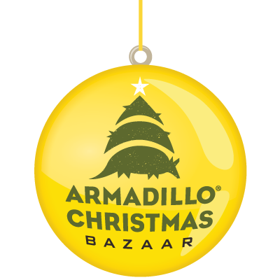 Armadillo Christmas Bazaar Kriechbaum Goldsmith custom jewelry handmade in austin